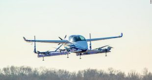 Porsche и Boeing совместно разработают летающий электромобиль