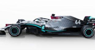 Мерседес на Формула 1