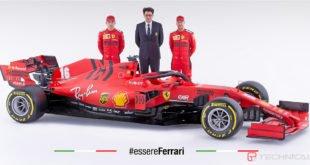 Презентация Феррари на Формула 1