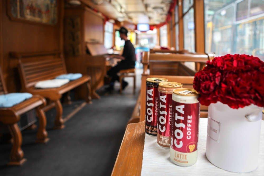Готовый к употреблению Costa Coffee появится на Кипре
