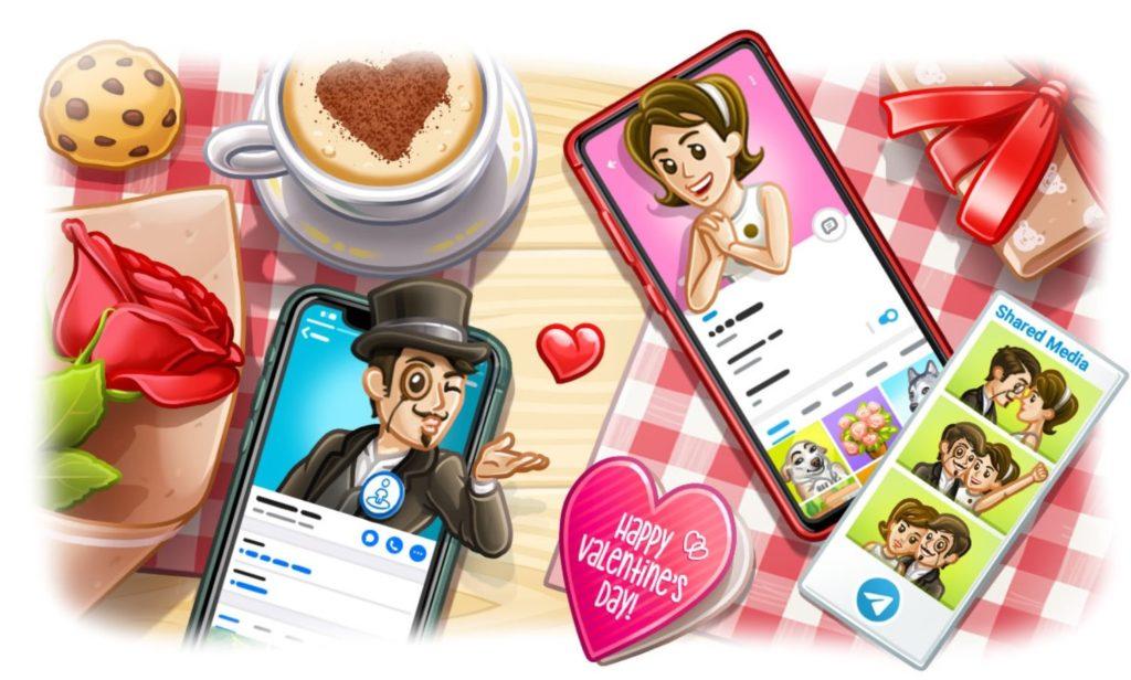 Telegram превращается в Tinder