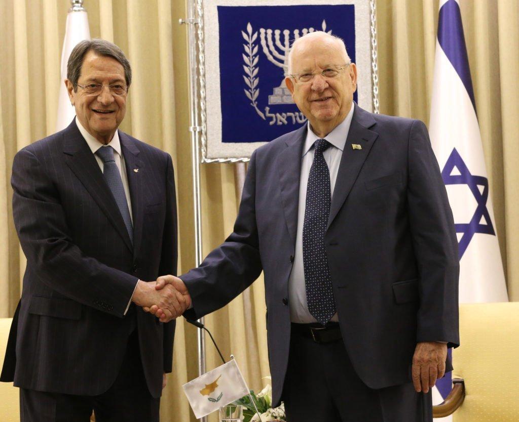 Кипр - Израиль: дружественная взаимопомощь