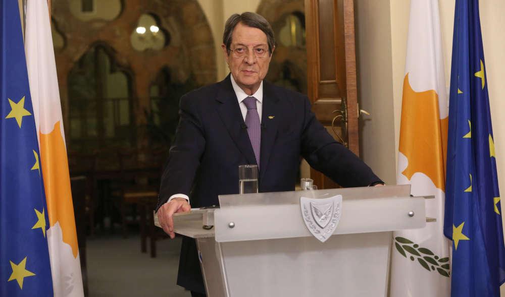 Президент Кипра объявит о более жестких мерах