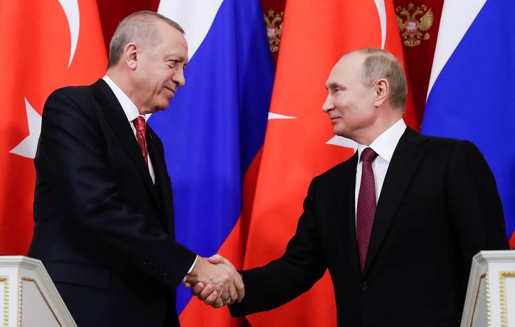 Эрдогана и Путина