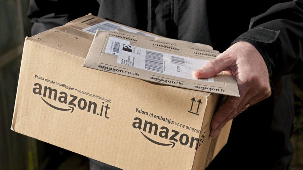 Amazon коронавирус