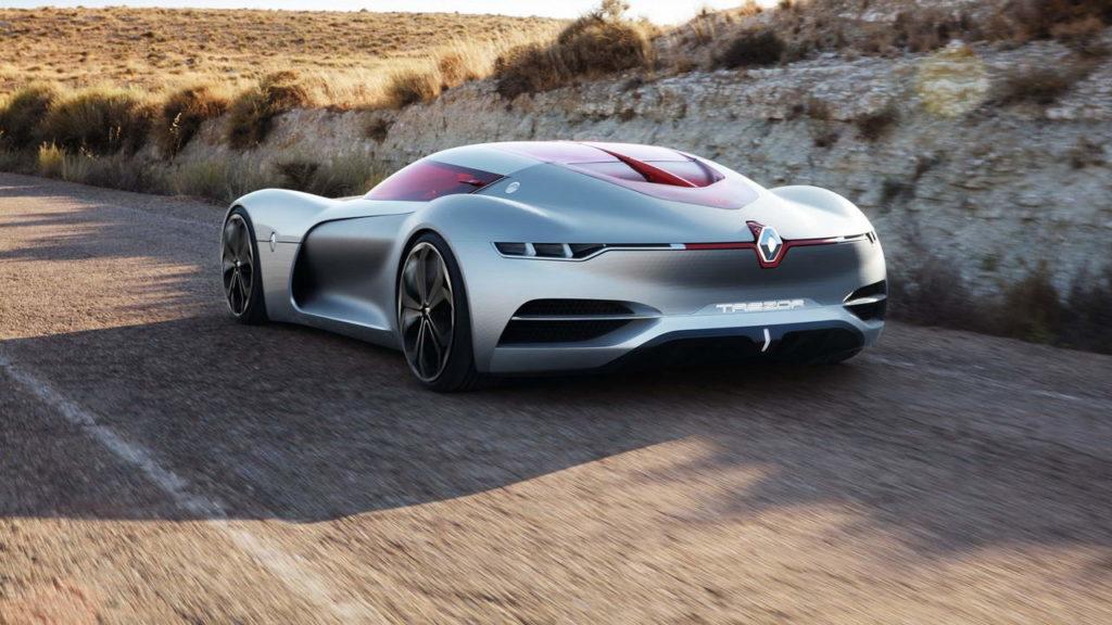 Renault Trezor 2020