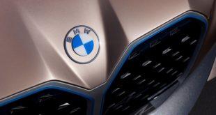 BMW новое лого