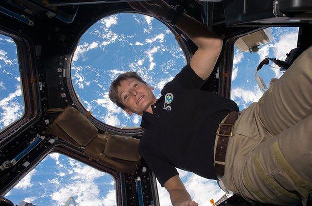 Астронавт дала советы, как   пережить самоизоляцию