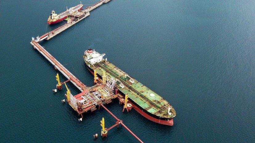 США увеличили покупки нефти у России