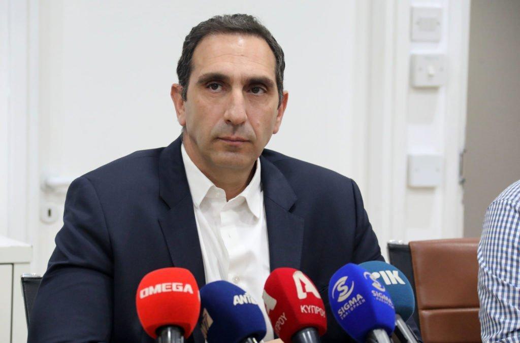 Министр здравоохранения Кипра
