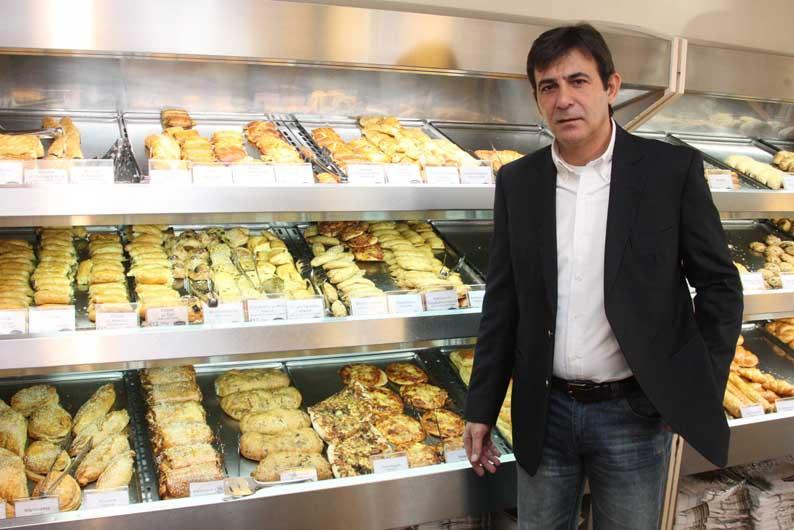 Генеральный директор пекарен Zorbas