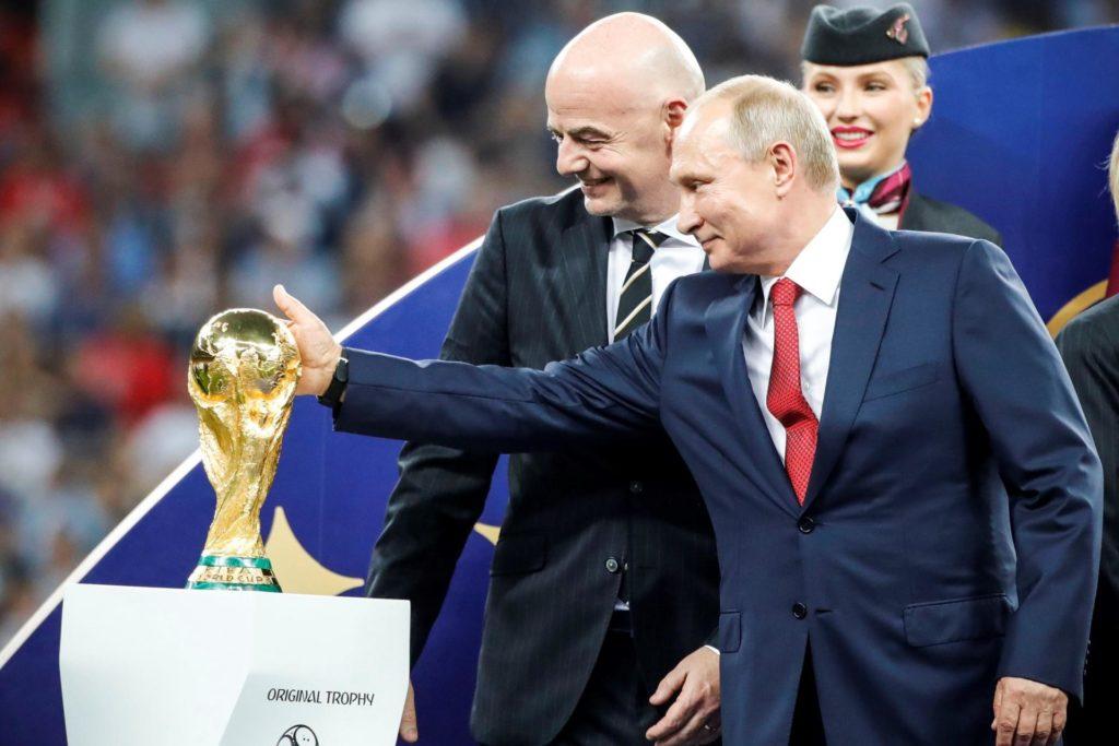 Кубок Мира Россия