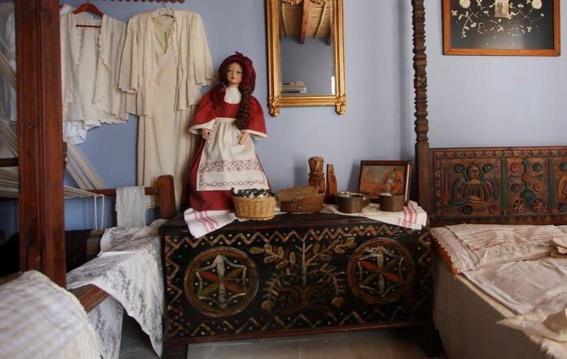 Музей пчел и вышивки (Bee and Embroidery Museum) на Кипре