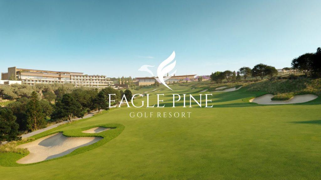 Eagle Pine гольф резорт на Кипре