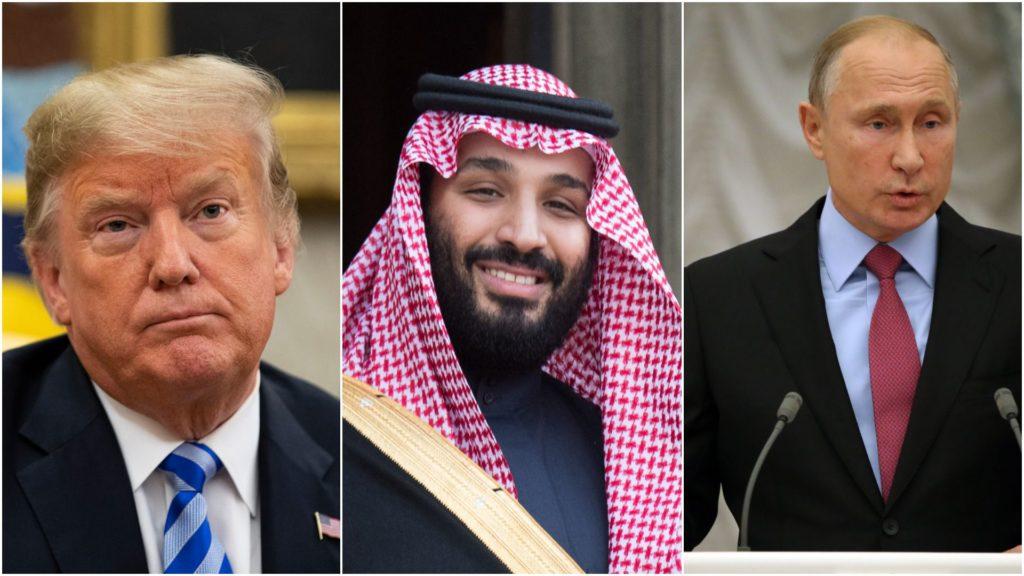 Саудовская Аравия-Россия-Америка - возможен ли новый союз?