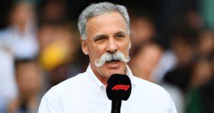генеральный директор F1 Чейз Кэри