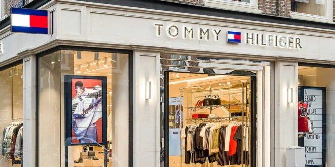 Томми Хилфигер магазин
