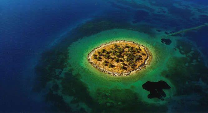 Купить греческий остров рубеж недвижимость